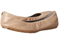 Cole Haan Zerogrand Stagedoor Ballet Plain Maple Sugar Women's Flat Shoes Taupe