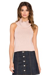 Rory Beca Devine Crop Top Pink