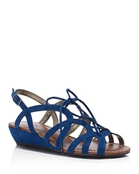Carlos By Carlos Santana Belle 2 Lace Up Ghillie Sandals Compare At 59 Oceanic Blue