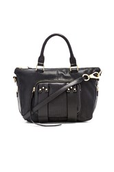 She Lo Next Chapter Mini Satchel Bag Navy
