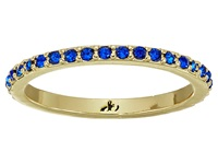 Sam Edelman Color Eternity Ring Sapphire Gold Ring