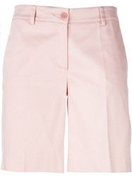 P.A.R.O.S.H. Tailored Shorts Pink And Purple