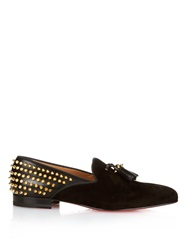 Christian Louboutin Tassilo Studded Loafers