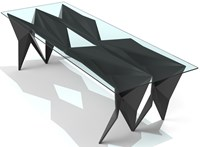 Arktura Stealth Coffee Table