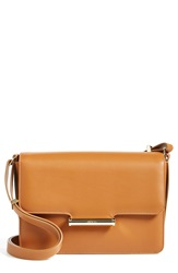Jason Wu 'Diane' Calfskin Leather Crossbody Bag Luggage