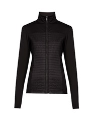 Fusalp Aspen Quilted Performance Jacket Black