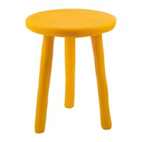 Tina Frey Designs Side Table Sunshine Yellow
