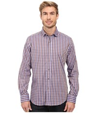 Robert Graham Corin Long Sleeve Woven Shirt Lavender Men's Long Sleeve Button Up Purple