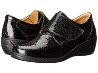 Spring Step Corvo Black Patent Women's Clog Shoes