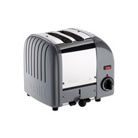 Dualit Classic Toaster Cobble Grey 2 Slot