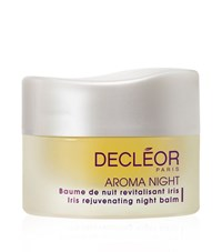 Decleor Iris Rejuvenating Night Balm 15Ml 30Ml Female