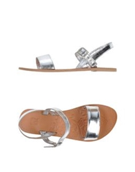 Colors Of California Sandals Silver