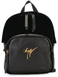Giuseppe Zanotti Design 'Katy' Backpack Blue