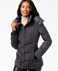 Calvin Klein Fleece Lined Quilted Active Coat