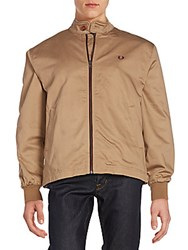 Fred Perry Scooter Jacket Tan