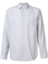 Rag And Bone 'Beach' Shirt Grey