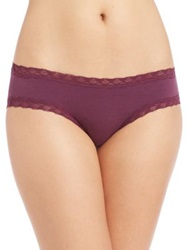 Natori Foundations Bliss Girl Brief Winter Lake Fig