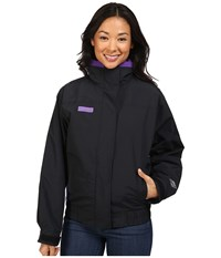 Columbia Bugaboo 1986 Interchange Black Royal Purple Women's Coat
