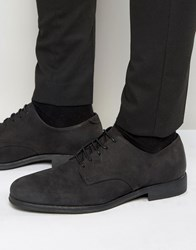 Shoe The Bear Us Leather Derby Shoes Black