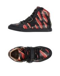 Vivienne Westwood High Tops And Trainers Black