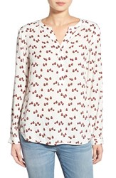 Women's Ace Delivery Graphic Popover Top