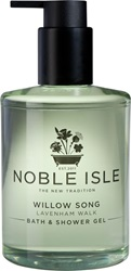 Noble Isle Willow Song Bath And Shower Gel Colorless