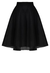 New Look Aline Skirt Black