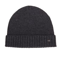 Hugo Boss Green C Fati 2 Beanie Charcoal