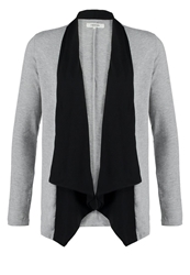 Zalando Essentials Cardigan Grey Melange Mottled Grey