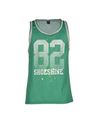 Shoeshine Topwear Vests Men