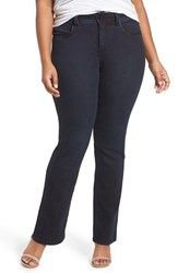 Melissa Mccarthy Seven7 Plus Size Women's Embellished Slim Bootcut Jeans Charisma