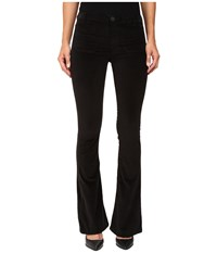 Etienne Marcel Em7159v Two Pocket Velour Black Women's Casual Pants