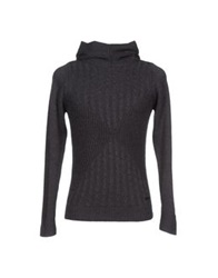 Hamaki Ho Turtlenecks Steel Grey
