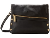 Hammitt Vip Black Gold Cross Body Handbags
