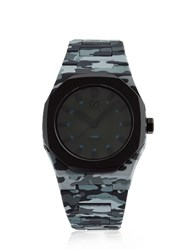 D1 Milano Camo Collection Ca 02 Watch