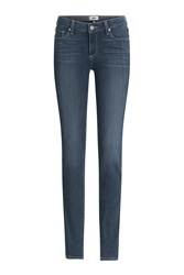 Paige Mid Rise Skinny Jeans Gr. 25
