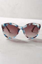 Anthropologie Ett Twa Catrine Sunglasses Assorted One Size Eyewear