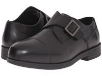 Drew Shoe Canton Black Smooth Leather Men's Shoes