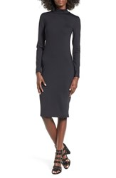 Leith Women's Mock Neck Dress