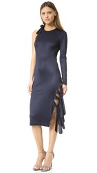 Jonathan Simkhai Milano Dress Navy