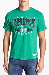 Men's Mitchell And Ness 'Boston Celtics' T Shirt
