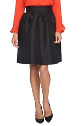 Women's Cece By Cynthia Steffe Stretch Taffeta Full Skirt