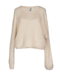 Made For Loving Sweaters Beige