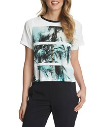 1.State Palm Tree Tee Misty Jade