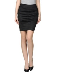 High Knee Length Skirts