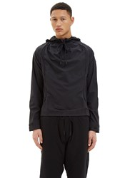 Y 3 Sport 3L Waterproof Hooded Jacket Black