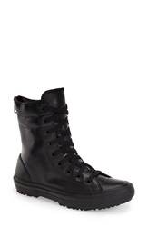 Converse Chuck Taylor All Star Hi Rise Water Resistant Rubberized Boot Black