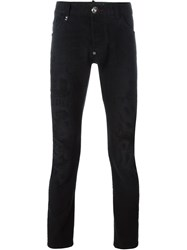 Philipp Plein Slim Fit Jeans Black