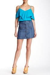Sanctuary Marianne Skirt Blue