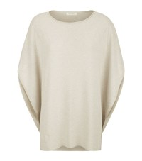 Barbour Brae Knit Cape Male Beige